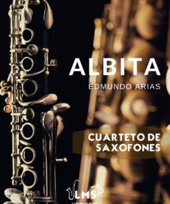 Albita - Gaita para Cuarteto de Saxofones