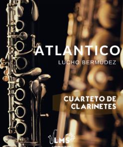 Atlántico - Porro para Cuarteto de Clarinetes