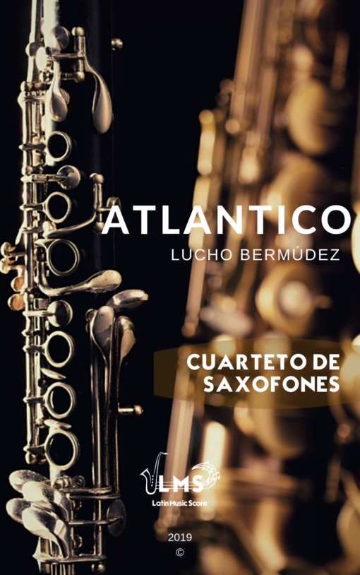 Atlántico - Porro para Cuarteto de Saxofones