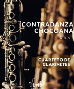Contradanza Chocoana - Danza para Cuarteto de Clarinetes