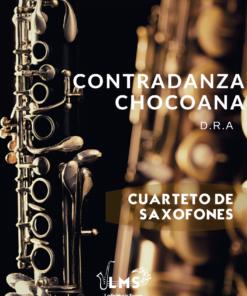 Contradanza Chocoana - Danza para Cuarteto de Saxofones