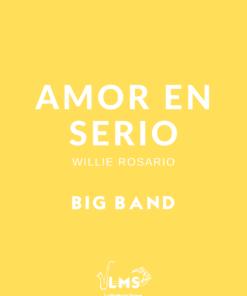 Amor en Serio - Salsa para Big Band