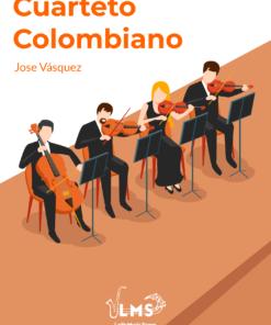 Cuarteto Colombiano - Sonata para Cuarteto de Cuerdas
