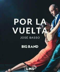 Portada - Partituras Por La Vuelta para Big Band en PDF